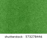 Green Color Felt Texture....