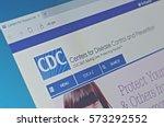 saransk  russia   february 06 ... | Shutterstock . vector #573292552