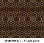 geometric shape abstract vector ... | Shutterstock .eps vector #573361846