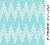 seamless geometric pattern of... | Shutterstock .eps vector #573421426