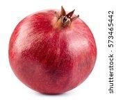Pomegranate. Fresh Raw Fruit...