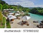 papagayo  costa rica  25... | Shutterstock . vector #573583102