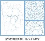 cracked set | Shutterstock .eps vector #57364399