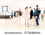 abstract background of shopping ... | Shutterstock . vector #573688666