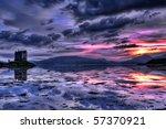 Beautiful Sunset In Scotland...
