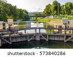 traffic  jam step  | Shutterstock . vector #573840286