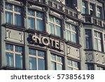 Old Style  Art Nouveau  Hotel.