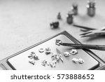 jewelry tools. jewellery.... | Shutterstock . vector #573888652