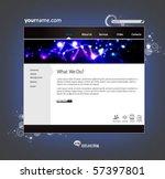 business web site design...   Shutterstock .eps vector #57397801