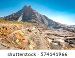 Opencast Mining Quarry With...