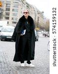 paris january 27  2016. dutch... | Shutterstock . vector #574159132