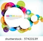 eps10 vector illustration | Shutterstock .eps vector #57423139