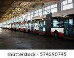 buses | Shutterstock . vector #574290745