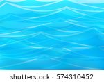 beautiful blue background of... | Shutterstock .eps vector #574310452