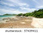 Beaches Si Chang, Thailand. - stock photo