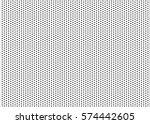 polka dot pattern vector.    Shutterstock .eps vector #574442605