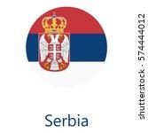 vector illustration flag of... | Shutterstock .eps vector #574444012