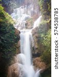 Kuangsi Waterfall  Luang...
