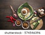 Nasi Lemak  Malay Fragrant Ric...