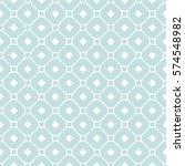art deco seamless background. | Shutterstock .eps vector #574548982