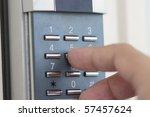 Opening The Door With Number...