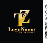 tz logo | Shutterstock .eps vector #574693396