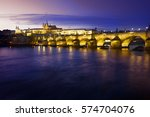 Views Of The Prague Castle And...