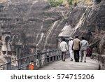 Ajanta  Maharashtra  India   7...