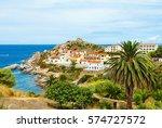Landscape On Corsica Island ...