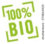 bio stamp | Shutterstock .eps vector #574814425
