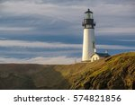 Yaquina Head Lighthouse At...