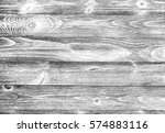 black and white flat wood... | Shutterstock . vector #574883116