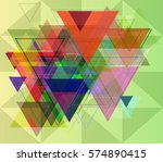 geography idea background | Shutterstock .eps vector #574890415