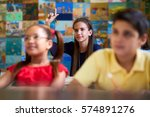 young people and education.... | Shutterstock . vector #574891276