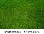green grass texture background  ... | Shutterstock . vector #574961578