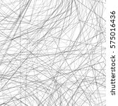 geometric pattern with random... | Shutterstock .eps vector #575016436