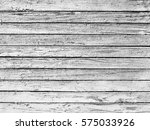 gray weathered plank with the... | Shutterstock . vector #575033926