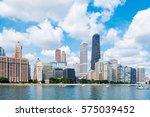 chicago skyscraper a view over...