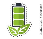 recycle battery energy leaves...