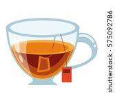 Glass Cup Tea Fresh