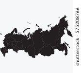 russia | Shutterstock .eps vector #575208766