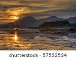 Sunset Over Loch Linnhe In...