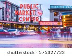 seattle washington usa. 02 06... | Shutterstock . vector #575327722