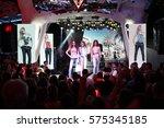 odessa  ukraine june 26  2015 ... | Shutterstock . vector #575345185