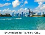 Miami Beach  Fl Usa   February...