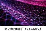 3d illustration. connections... | Shutterstock . vector #575622925