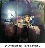 ukraine  osmoloda  august 30 ... | Shutterstock . vector #575659552