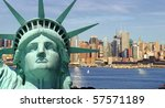 New York Cityscape  Tourism...