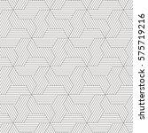 geometric vector pattern ... | Shutterstock .eps vector #575719216
