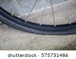 Bicycle Tire Puncture